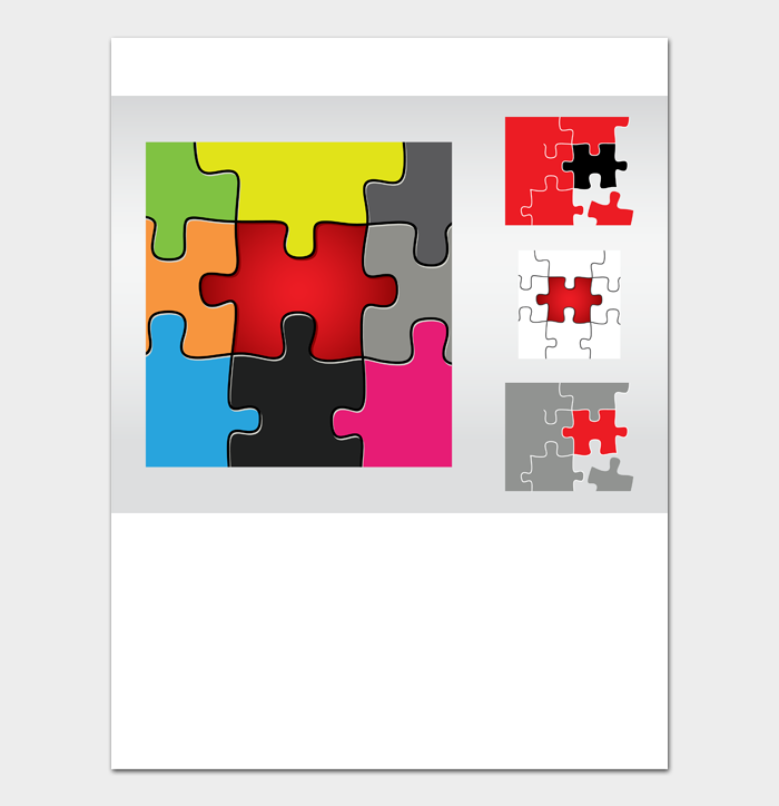 Puzzle Template #14