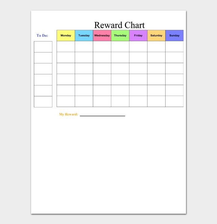 Reward Chart #03