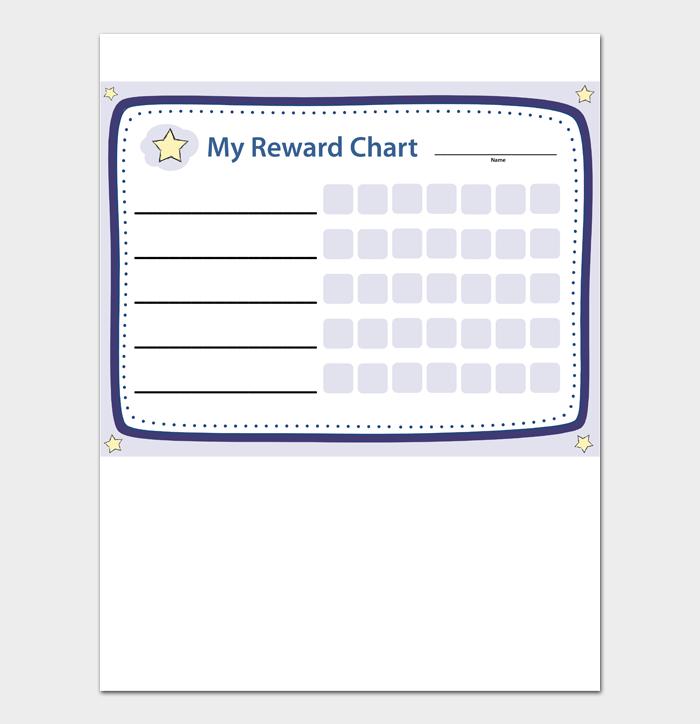 Reward Chart #11