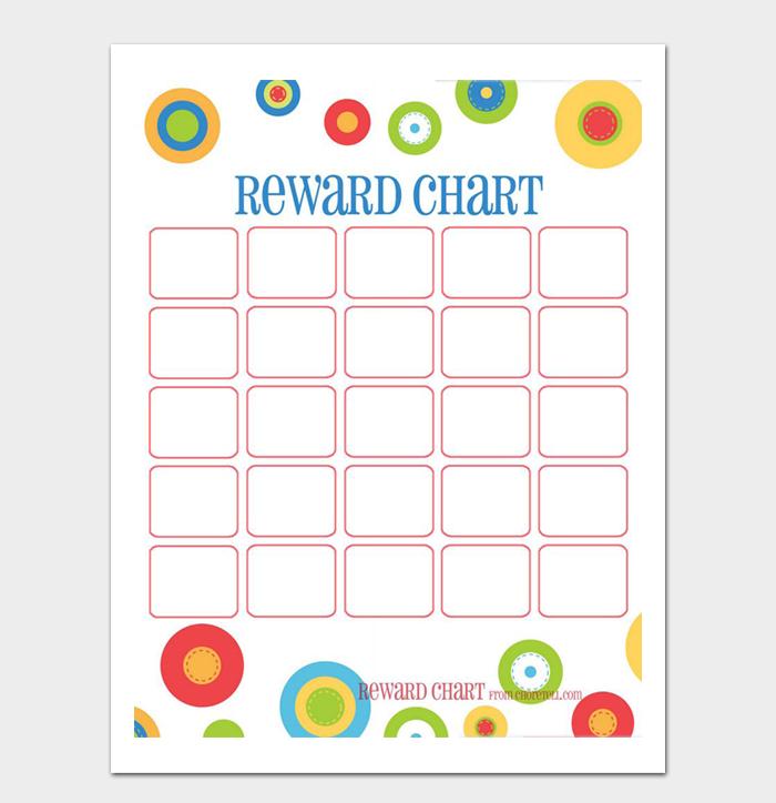 Reward Chart #12