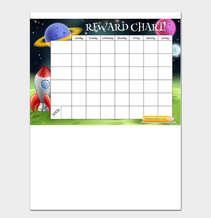 Reward Chart #13
