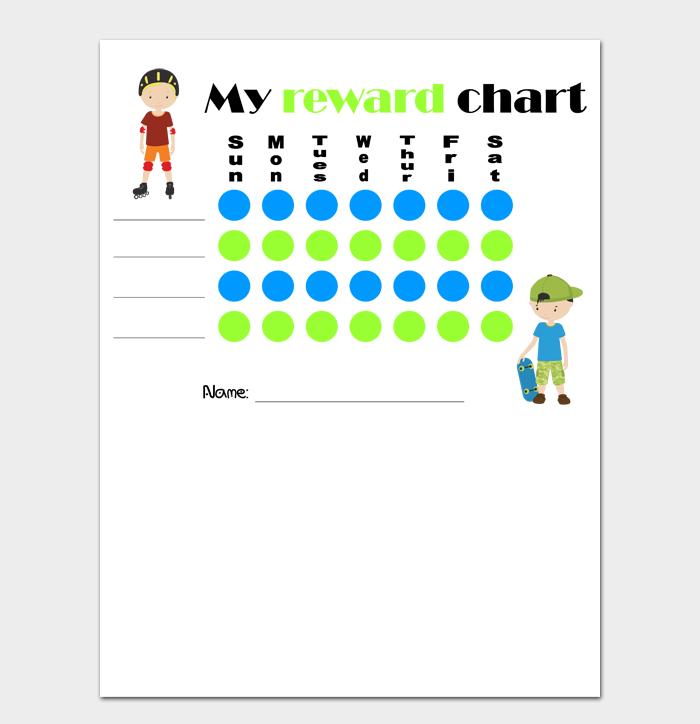 Reward Chart #17