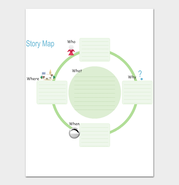 Story Map Template #01