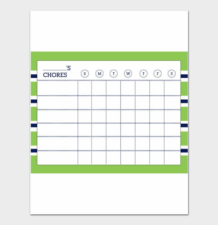 03 Adult Chore Chart