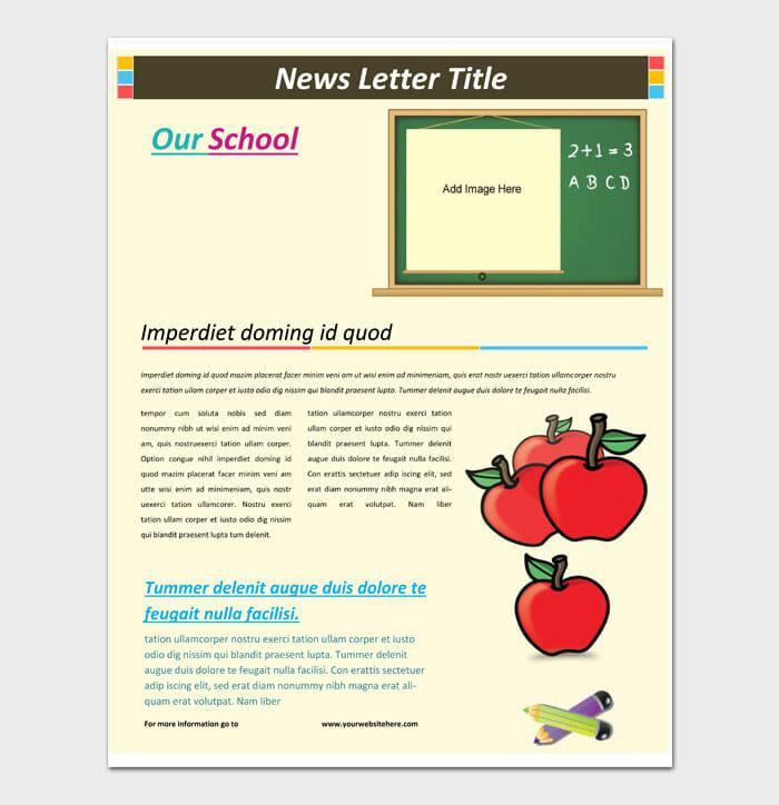 05 Newsletter Template