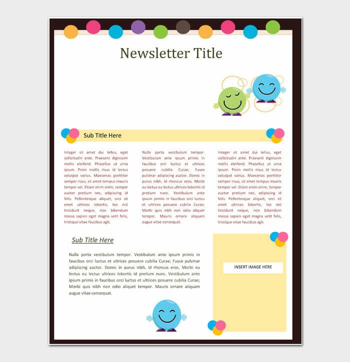 06 Newsletter Template
