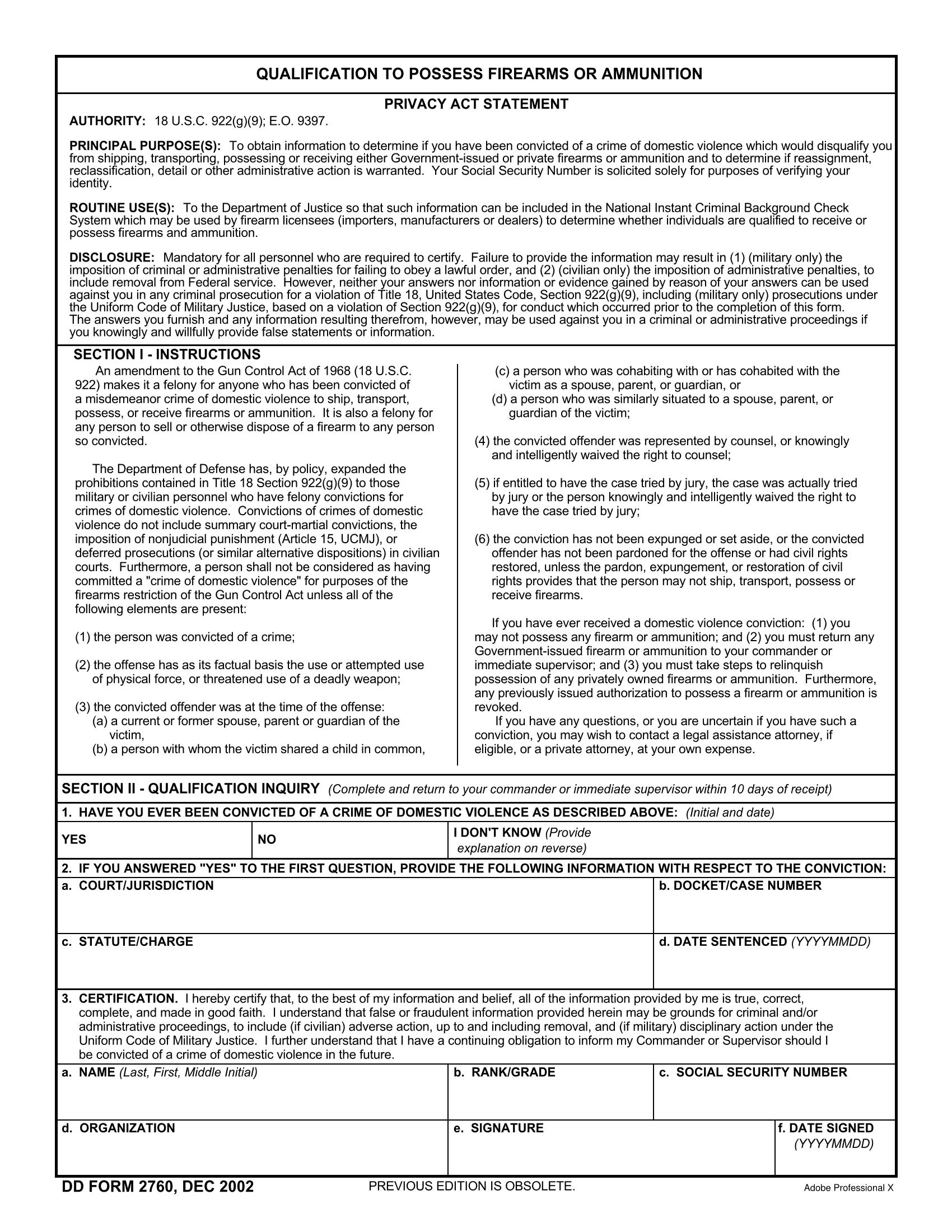 DD Form 2760 20210831