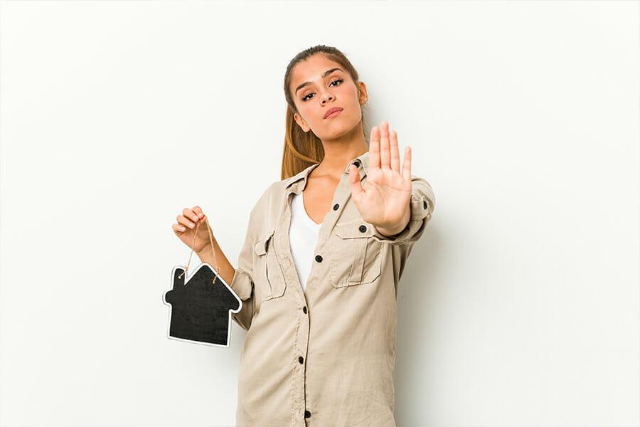 Rental Application Denial