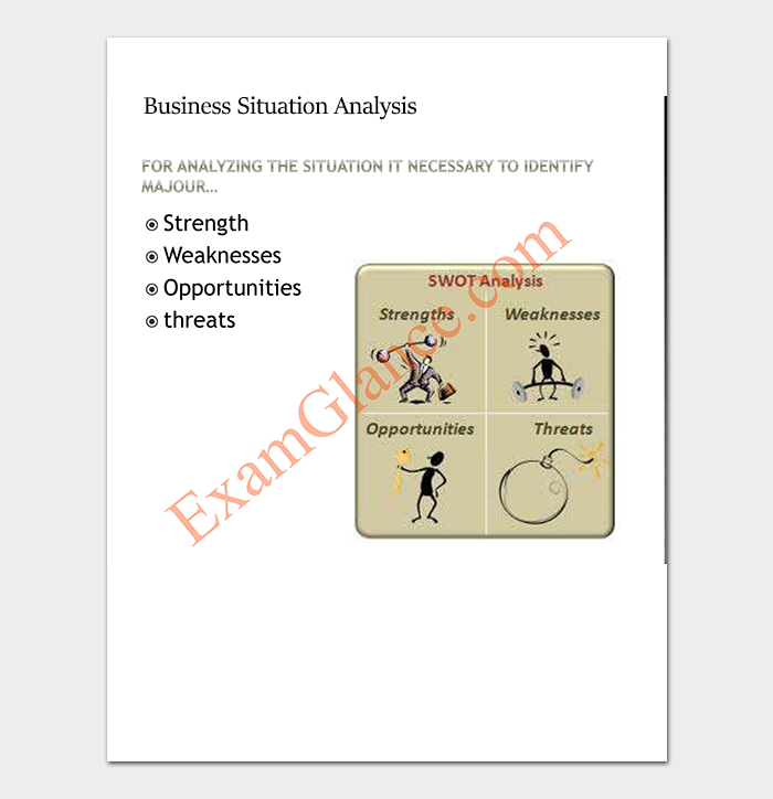 situation analysis description of business Solid waste management in nairobi: a situation analysis technical document accompanying the integrated solid waste management plan prepared by: allison kasozi and harro von blottnitz.