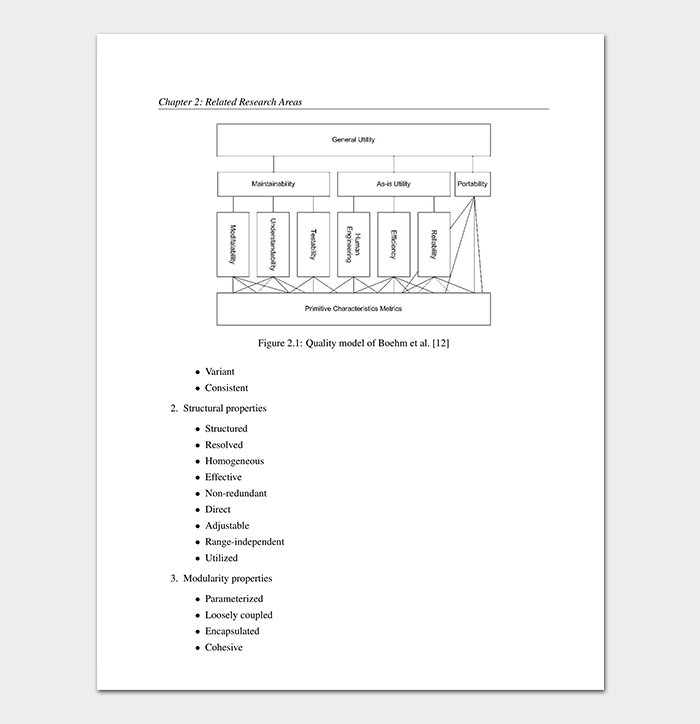 Software Project Assessment Template