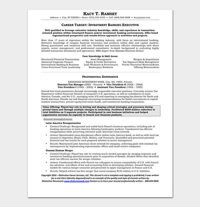 Placement Specialist Sample Resume: 34+ Samples & Examples