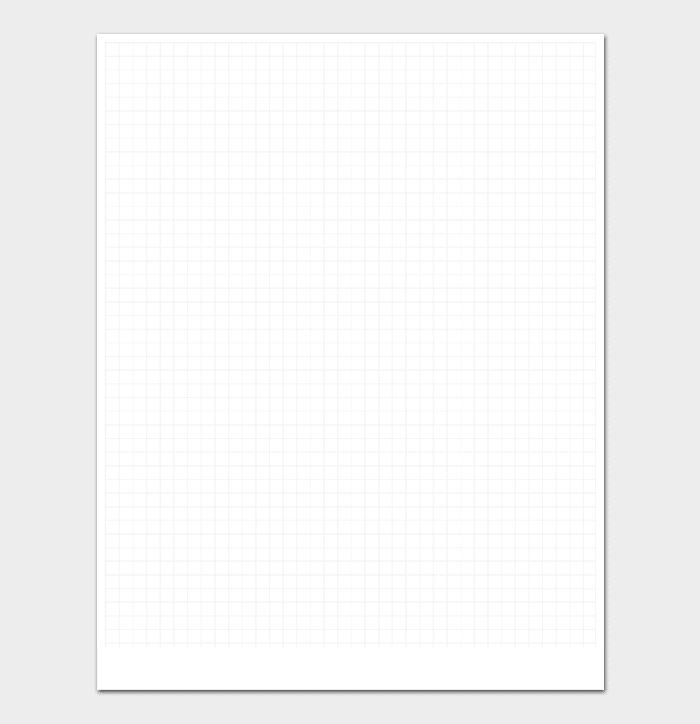 A3 Lined Paper