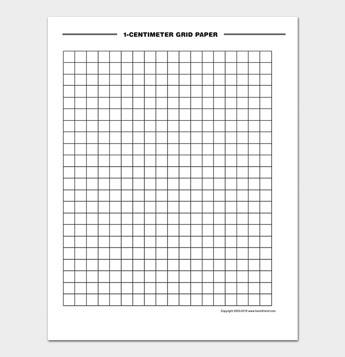 Grid Lined Paper